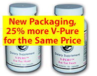 V-Pure for the Heart and Brain